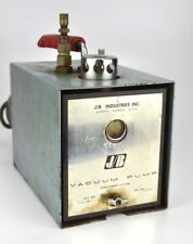 J/B Industries Vacuum Pump