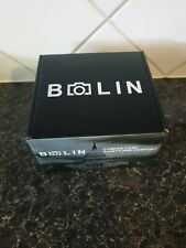 BOLIN - Brand New - Digital/Camera Case - Black Leather - See pictures