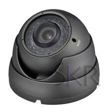 Sikker 1080P 2 Megapixel HD AHD CVI TVI Vari-focal 2.8-12mm Dome Security Camera