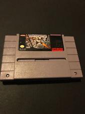 Robocop 3 Super Nintendo SNES NTSC