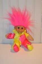 Russ troll clown doll