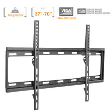 LCD LED PLASMA TV FIXED FIX WALL MOUNT, SCREEN BRACKET, 37 40 42 46 50 55 60 70
