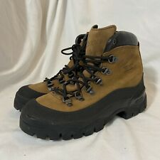DANNER COMBAT HIKER 43513X Men's Ankle Boot  Brown Leather Size 6 W Lace Up EUC