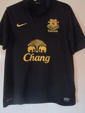 Everton 2012-2013 Away Football Shirt Size Large Mans /41826