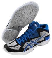 ASICS V-SWIFT FF MT Men's Volleyball Shoes Blue Badminton Indoor Shoe TVR491-100