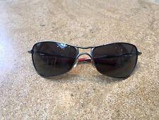 Oakley Ducati Crosshair Wire Silver Sunglasses with Black Iridium Lenses