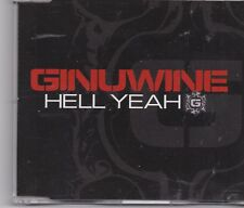 Ginuwine-Hell Yeah promo cd single