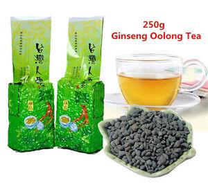 250g Famoso Taiwan Ginseng Tè Oolong Tieguanyin Che Dimagrisce Tè Tie Guan Yin 茶