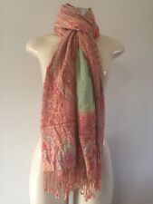 LUCKY BRAND MULTICOLOR VISCOSE SCARF