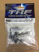 Tamiya 42312 1/10 Rc Double Cardan Joint Shaft - 33mm (2pcs)