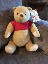 More details for christopher robin winnie the pooh plush