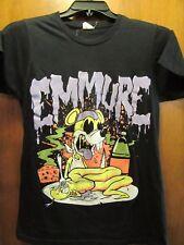 Emmure- Snake Dinner- Black T-Shirt- Small