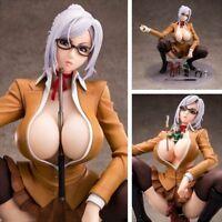 Union Creative Prison School Shiraki Meiko Soft Chest Cast Off Figurine Statue
