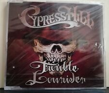 CYPRESS HILL - TROUBLE - LOWRIDER - cd singolo SLIM CASE sigillato  S.N.S. 2001