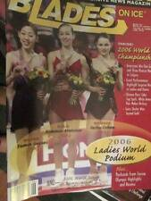 Blades On Ice Magazine June 2006-World & World Junior Championships/Torino Gold