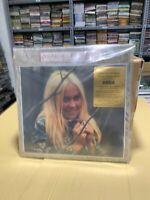 Abba Agnetha Faltskog LP Sjung Denna Sang Limited Edition Pink Marbled Vinyl