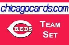 Cincinnati Reds 2013 Topps Museum Baseball 5-Card Team Set Johnny Bench Votto