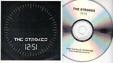 THE STROKES 12:51 UK 1-trk promo test CD Rough Trade