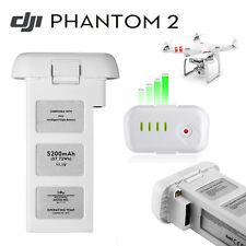 5200mAh 11.1V Intelligent Flight Lipo Battery For DJI Phantom 2 Vision Plus UK