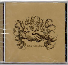 Fax Arcana - The Ritual Is Routine CD
