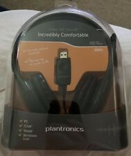 Plantronics Audio655 USB Multimedia Headset with Noise Canceling Microphone