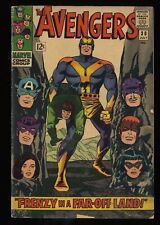 Avengers #30 VG 4.0 Marvel Comics Thor Captain America