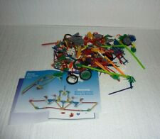 Knex Building Pieces with Instruction Booklet S-25