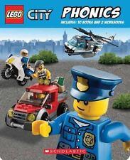 Lego City: Phonics Boxed Set 12 Books