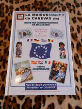 LA MAISON DU CANEVAS, catalogue n° 10