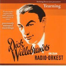 DICK WILLEBRANDTS RADIO-ORKEST 1943 -cd  YEARNING - Doctor Jazz DJ008