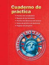 Estudios Sociales: Cuaderno de práctica, Grade 5 (Spanish Edition)