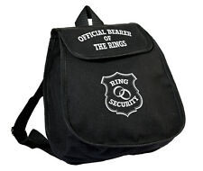 ring bearer backpack ringbearer gifts wedding party ring security