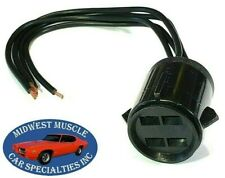 Electronic Ignition Module Plug Socket Repair Wiring Harness 75-92 Ford D57