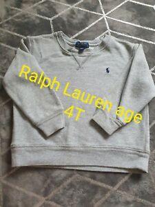 Boys Ralph Lauren Age 4/4T