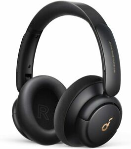 Soundcore by Anker Life Q30 Wireless Over Ear Headphones ANC Earbuds-Refurbished