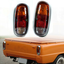 For1967–1977 Mazda Familia Grand 1000 1200 Truck ute Tail Lamp Rear Pair