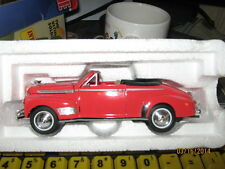 National Motor Museum Mint: 1941 Chevy Convertible-1/32 Scale-Free Shipping
