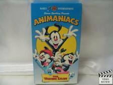 Animaniacs: The Warners Escape * VHS *
