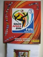 Coca Cola World CUP Album AFRICA 2010 Complete Collection 648 stickers Panini