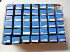 42 pcs DELTRONIC Inch Plug Gages gauges with Certificate 0.1342 to 0.2910