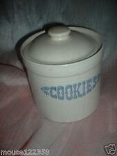 Pfaltzgraff  Cookie Jar 1 1/2 Quart Canister  w Lid cookies bisquit