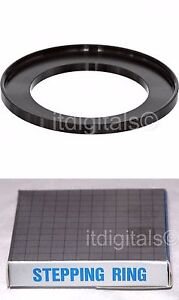 Step-up Metal Stepping Adapter Ring 37mm-43mm 37mm Lens to 43mm Filter Japan