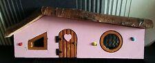 Fairy Pixie door house handmade garden/ indoor ornament