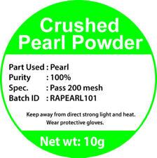 PURE FRESH WATER PEARL POWDER 10g Buy2Get3 anti ageing ingredient