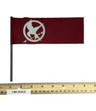 Star Ace The Hunger Games Katniss Everdeen Flag 1:6th Scale Accessory
