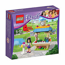 LEGO Friends Emmas Kiosk 41098