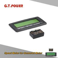 G.T.POWER Speed Meter for RC Car Sensored Motor L9W8