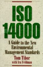 Iso 14000: A Guide to the New Environmental Management Standards-ExLibrary