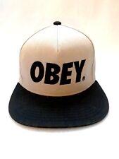 OBEY SNAPBACK HAT CAP