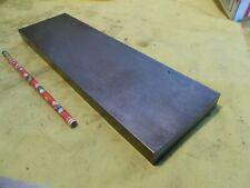 1018 CR STEEL FLAT BAR STOCK tool die rectangle plate 3/4